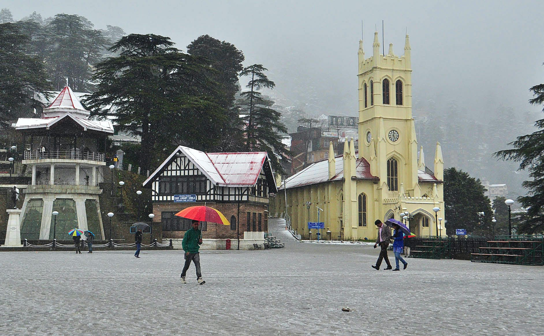 Shimla Hill Stations