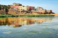 Western Sahara is a splash of colour
