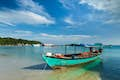 Sihanoukville is a gateway to the islands