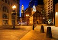 Boston is buildings from the birth of a nation