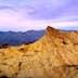 Manly Beacon, Zabriskie Point, Death Valley
