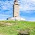 Hercules tower, A Coruña, Galicia, Spain 2
