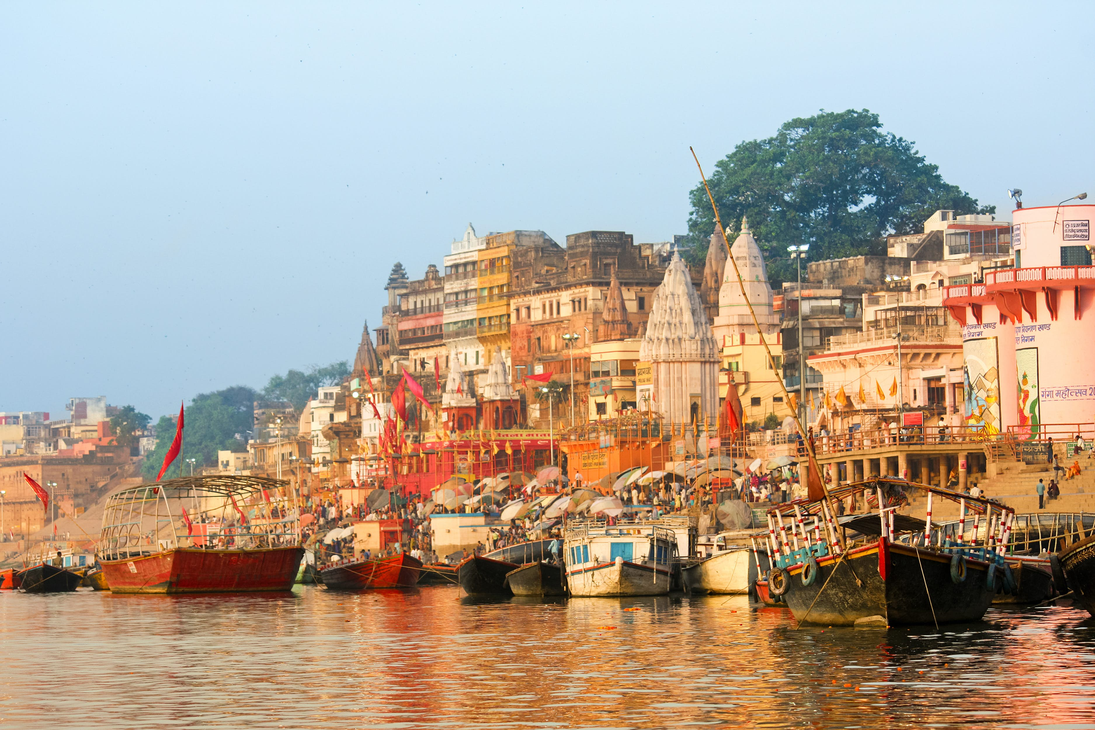 Varanasi | Varanasi, Ganges, India