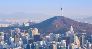 N Seoul Tower & Namsan