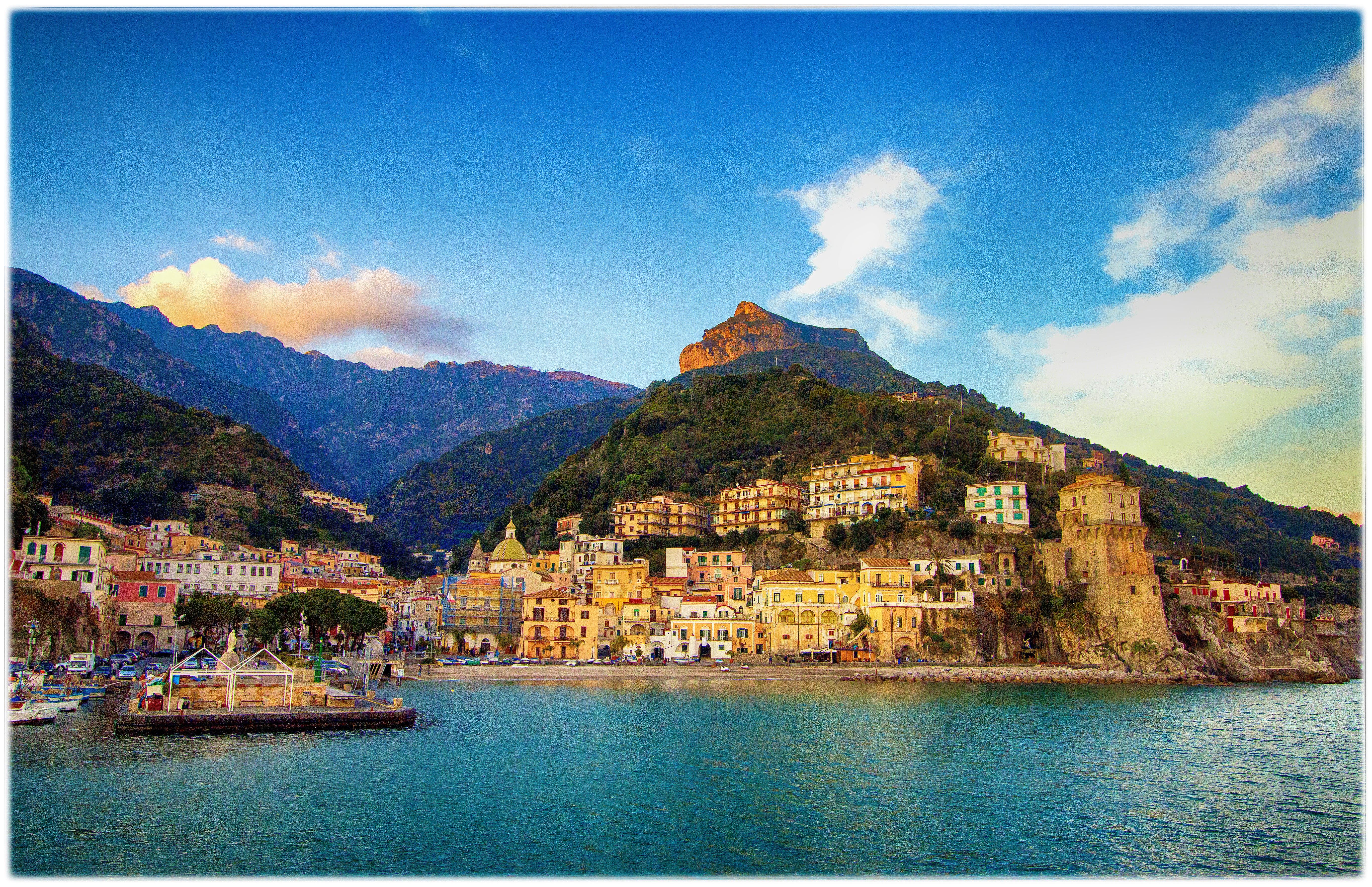 The Amalfi Coast Travel Italy Lonely Planet