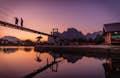 Laos is sunset treks