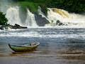Cameroon is thunderous waterfalls