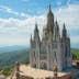 Sagrat Cor, Mount Tibidabo