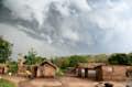 Democratic Republic of Congo is moody skies