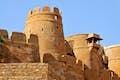 Jaisalmer is ancient battlements under desert skies