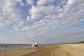 Jūrmala is vast skies over a windswept beach