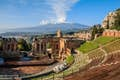 Taormina is spectacularly situated