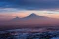 Mt Ararat null