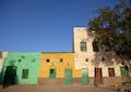 Berbera is brightly coloured but eerily quiet