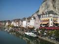 Namur is a riverside stroll