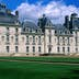 Chateau de Cheverny, the region's most magnificently furnished chateau was built between 1625 and 1634, Loire Valley