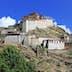 China, Tibet, Shigatse Prefecture, Gyantse County, Gyantse, View of Gyantse Dzong