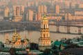 Kyiv is eclectic cityscape and raucous nightlife