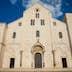 Bari, Italy - 5 May, 2018: Famous Saint Nicholas Saint Nicholas Basilica in old part of city Bari, Italy