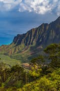 Kauaʻi is emerald valleys