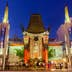 LOS ANGELES, CALIFORNIA - MARCH 1, 2016: Grauman's Chinese Theater on Hollywood Boulevard. The theater has hosted numerous premieres and events since it opened in 1927.; Shutterstock ID 384869545; Your name (First / Last): Josh Vogel; GL account no.: 65050; Netsuite department name: Online Design; Full Product or Project name including edition: 65050/Online Design/Josh Vogel/POIs