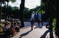 Chişinău is friendly streets and pleasant park life
