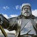 ULAN BATAAR, MONGOLIA - CIRCA SEPTEMBER, 2015: the biggest dschingis khan statue in the world near ulan bataar.; Shutterstock ID 355957883; Your name (First / Last): Megan Eaves; GL account no.: 65050; Netsuite department name: Online Editorial; Full Product or Project name including edition: Mongolia destination page highlights - Best in Travel 2017