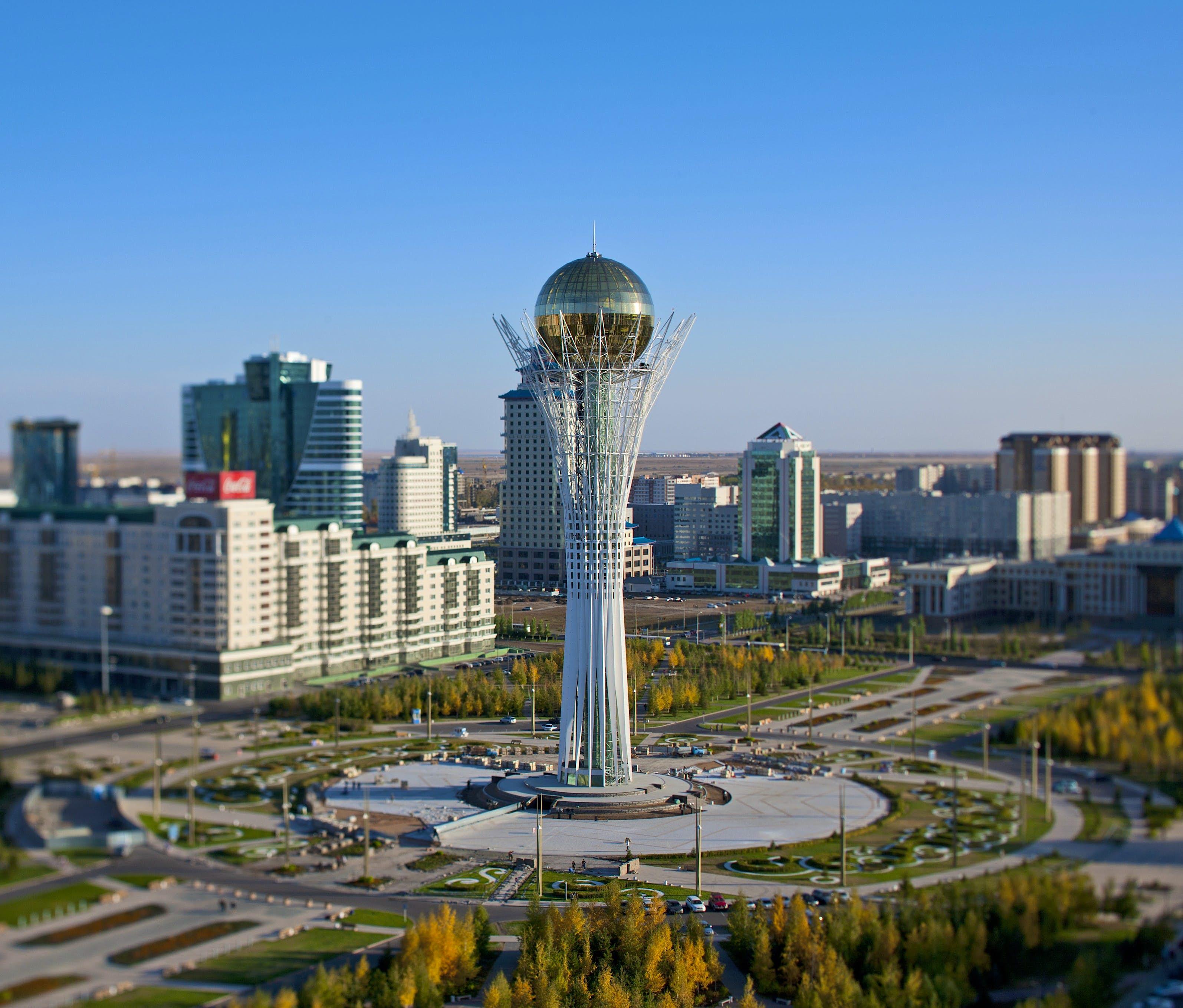Odyssey investment group kazakhstan weather citadel investment logo