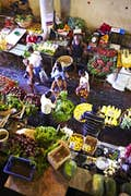 Port Louis is a feast for the senses