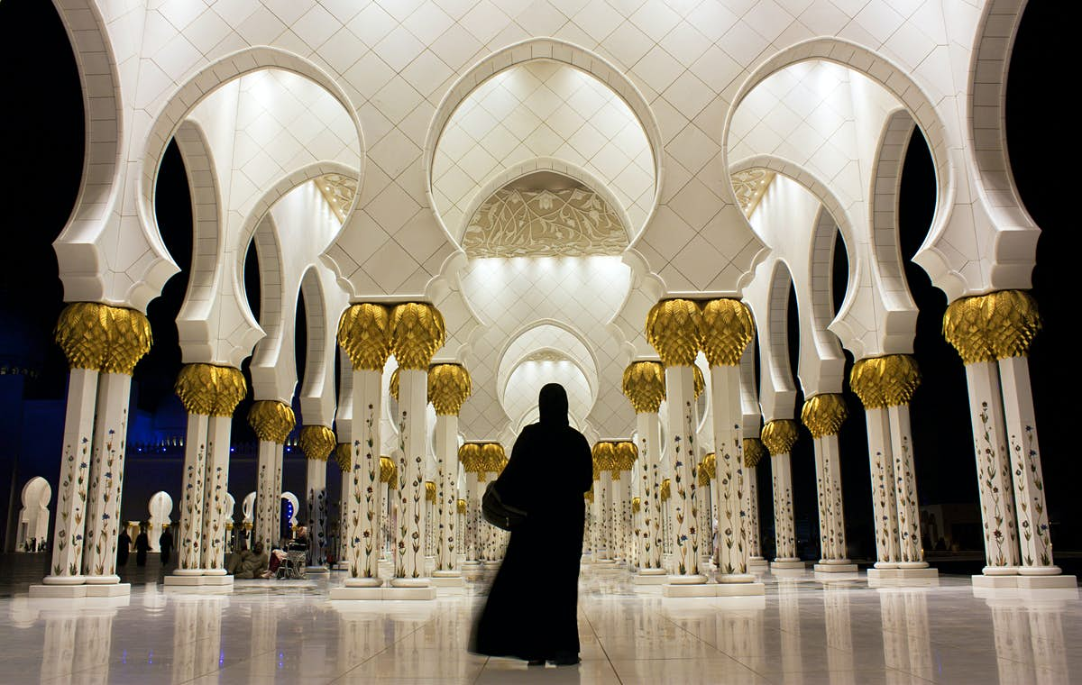 Top things to do in Abu Dhabi, United Arab Emirates