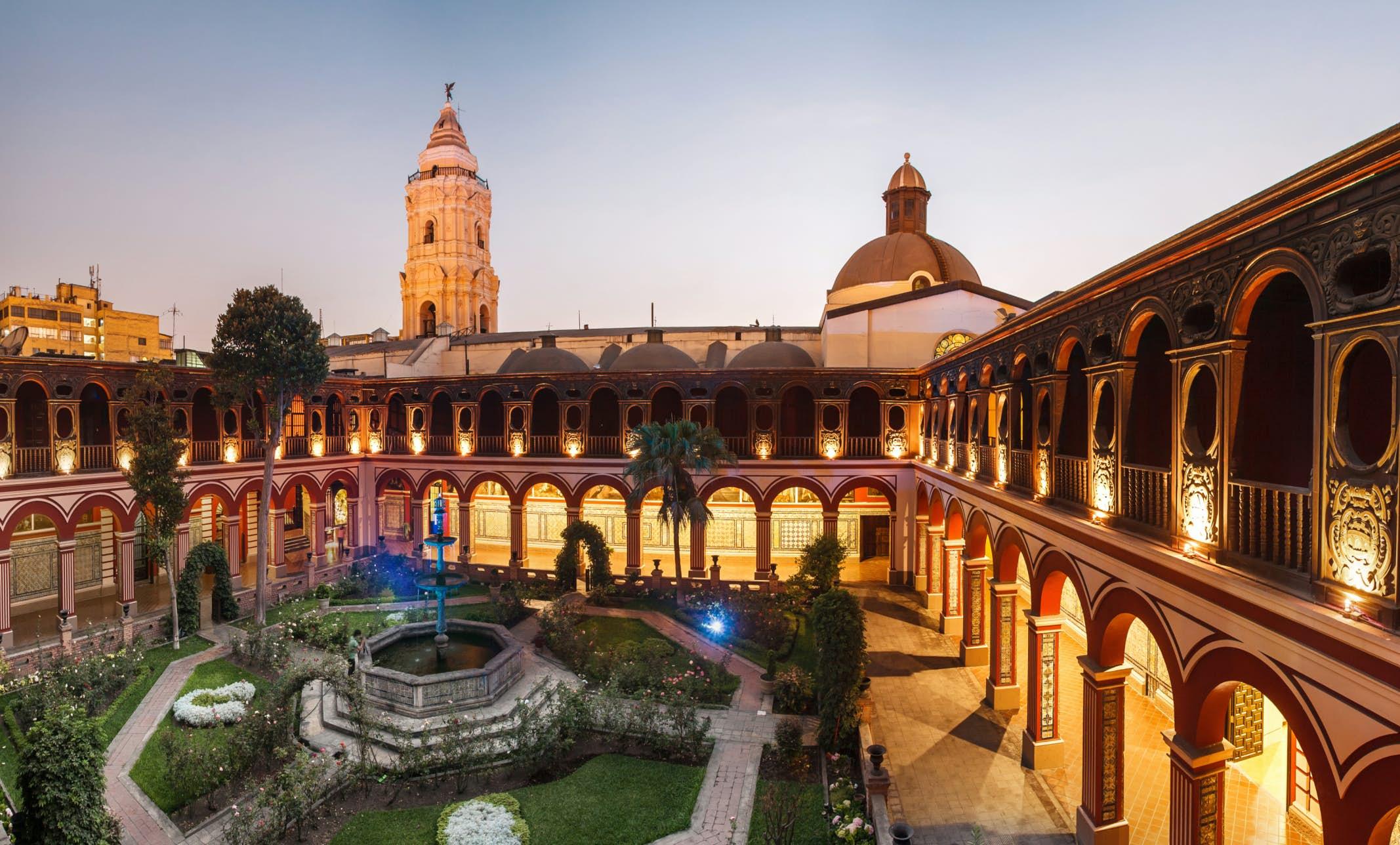 Iglesia de Santo Domingo | Lima, Peru Attractions - Lonely Planet