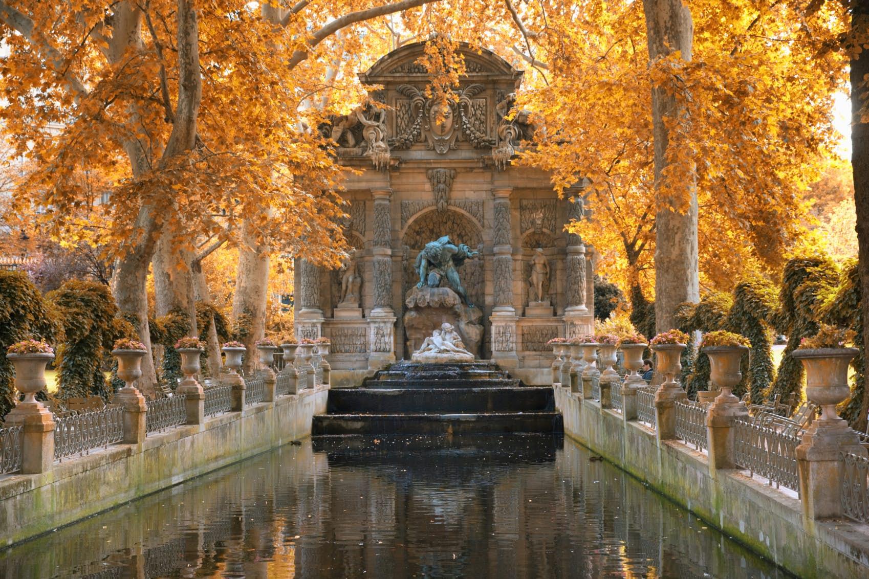 Jardin Du Luxembourg Paris France Attractions Lonely Planet