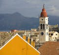 Corfu Town is vibrant art and fine cuisine