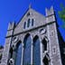 Exterior of St Patrick's Cathedral.