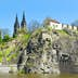Vyšehrad. The castle on a hill over the Vltava River. Prague, Czech Republic.; Shutterstock ID 92942548; Your name (First / Last): Gemma Graham; GL account no.: 65050; Netsuite department name: Online Editorial; Full Product or Project name including edition: Cities app POI images