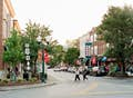 Franklin is small-town Southern charm