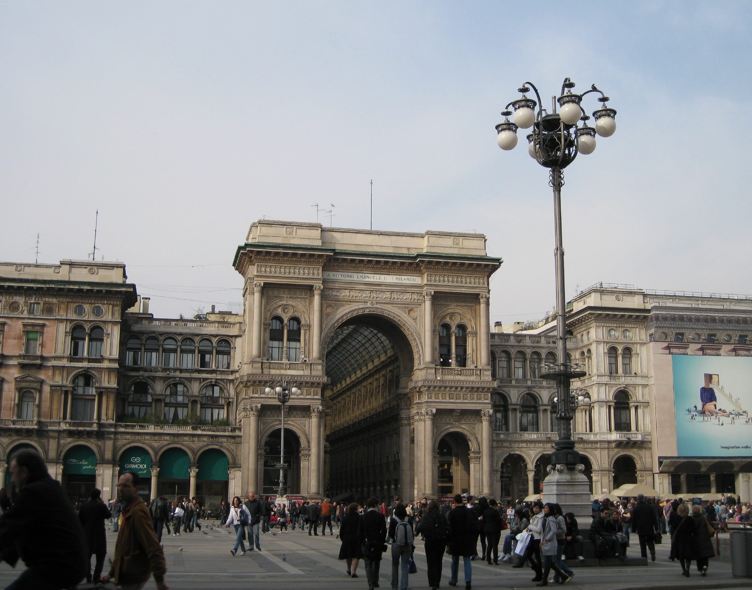 Milan Italy Tourist Attractions