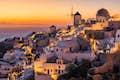 Europe is a Mediterranean sunset