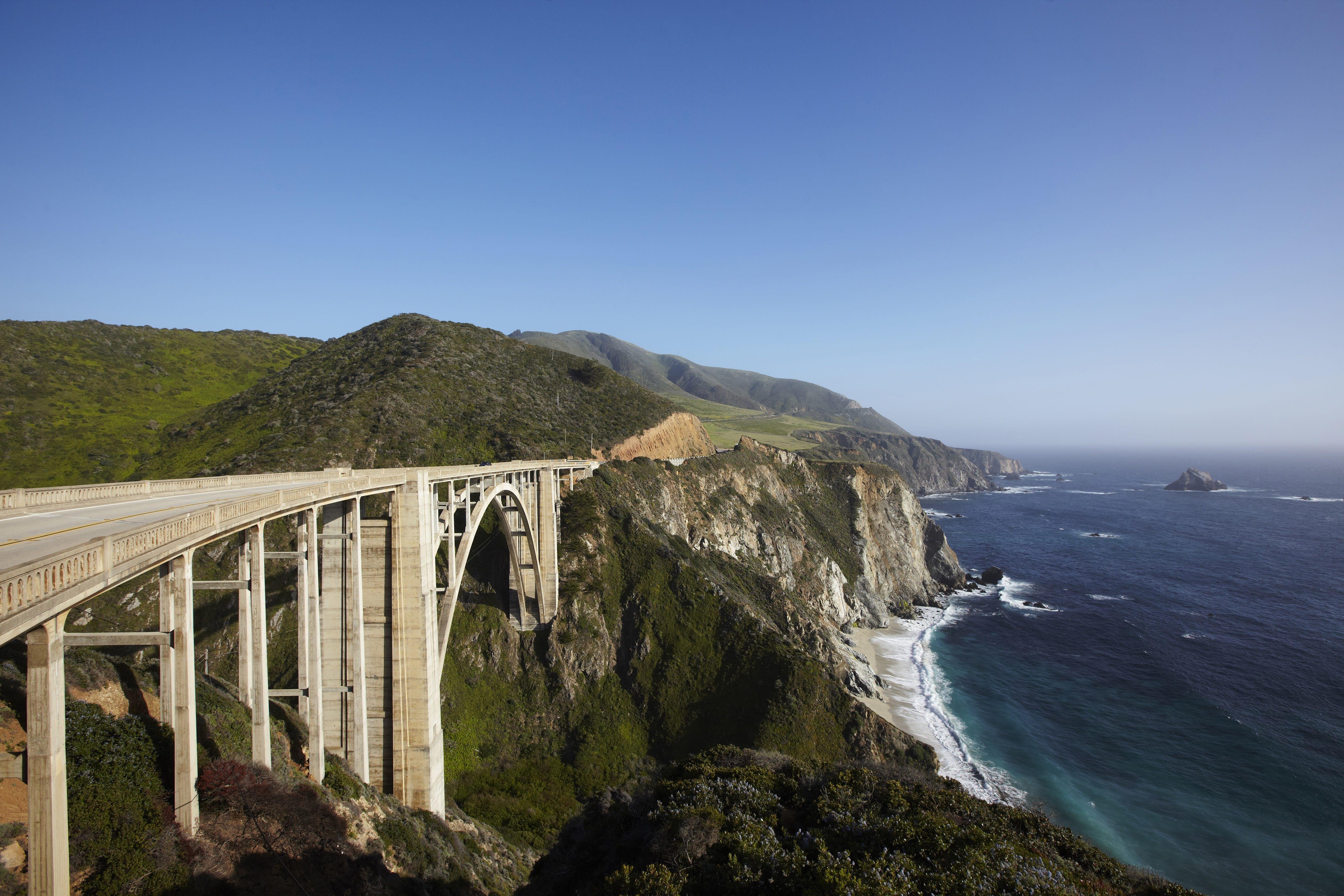 Central Coast Travel California Usa North America Lonely Planet