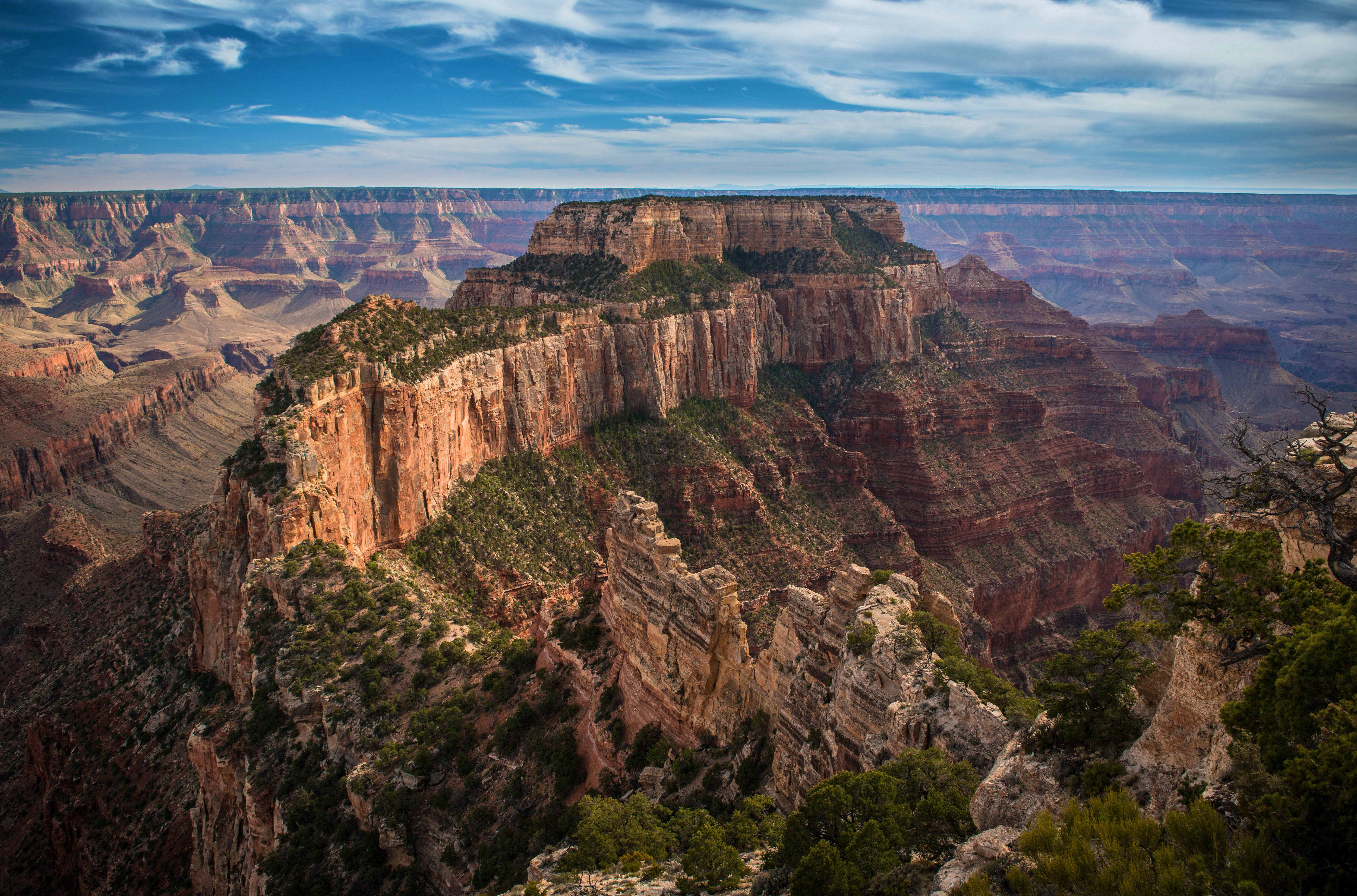 Grand Canyon National Park North Rim Travel The Southwest