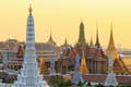 Bangkok is colour and majesty