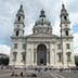 St. Stephens basilica in Budapest Hungary