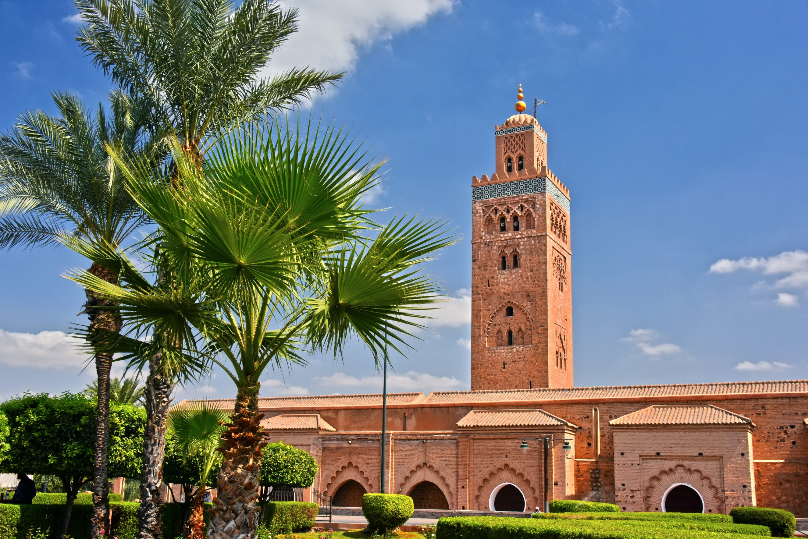 Koutoubia Mosque Marrakesh Morocco Attractions Lonely Planet