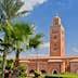 Koutoubia Mosque in the southwest medina quarter of Marrakesh, Morocco; Shutterstock ID 533973463