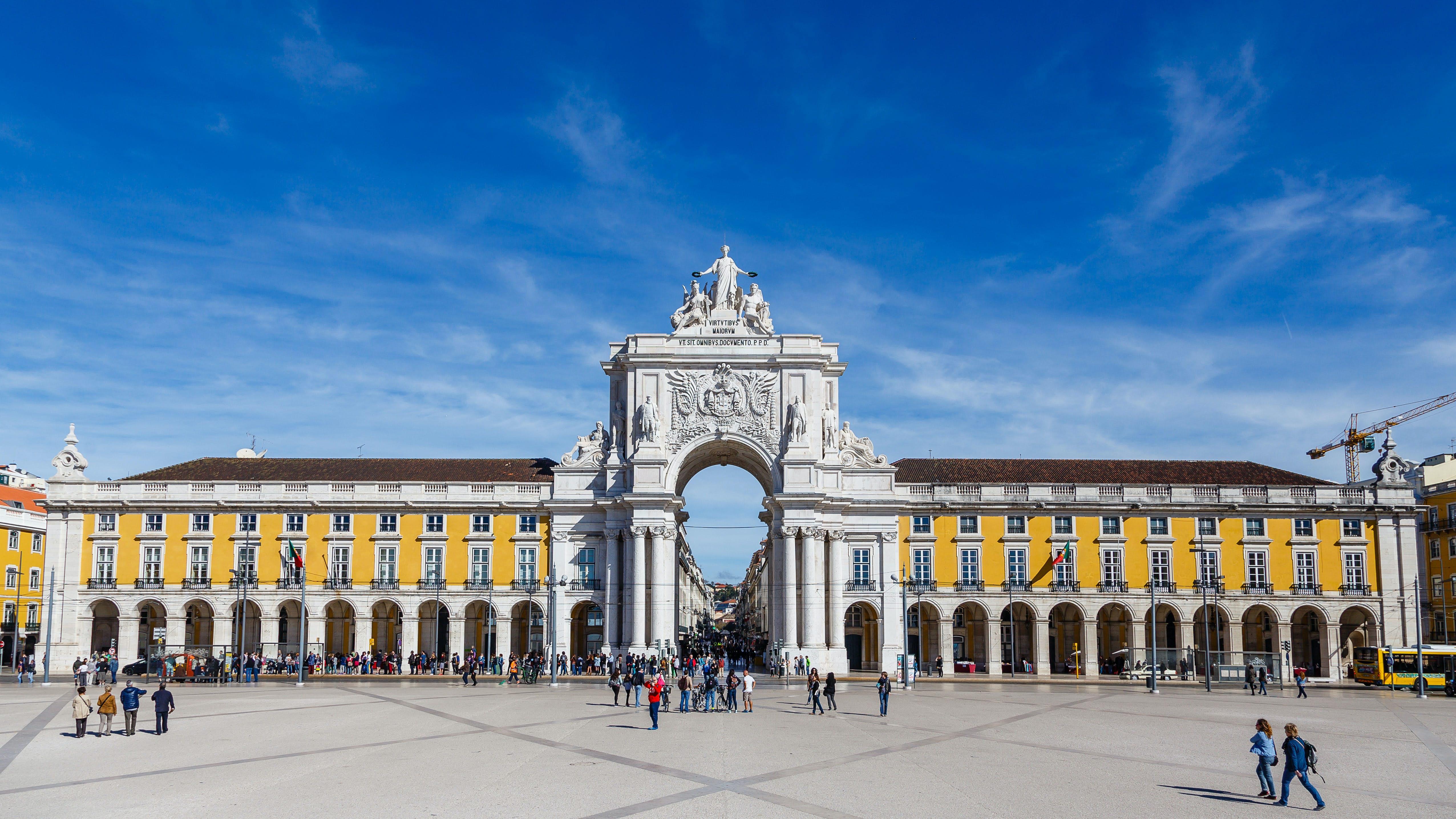 Praça do Comércio   Lisbon, Portugal Attractions - Lonely Planet