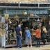 Tel Aviv, Israel - April 5, 2016: Visitors on The Flea Market, Shuk Hapishpeshim in old district Jaffa, Tel Aviv, Israel.
