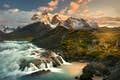 South America is where soaring peaks meet rushing rivers