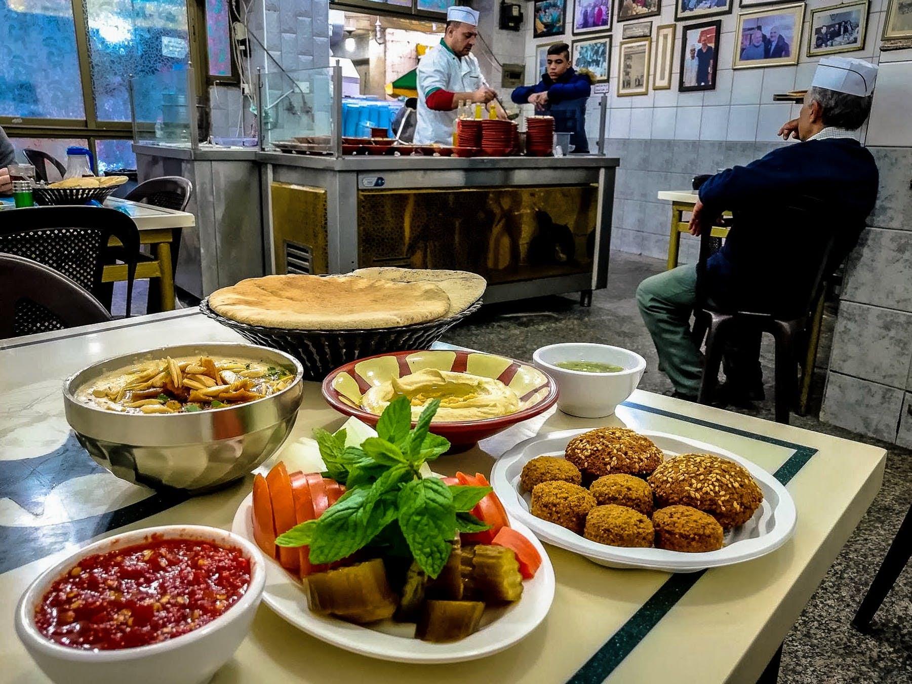 Tubería un millón Tiempo de día  Restaurants in Amman, Jordan - Lonely Planet