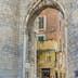 Genoa, Italy. Porta Soprana.