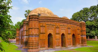 Khania Dighi Mosque